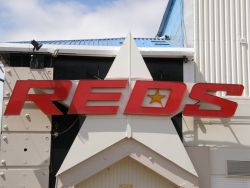 Reds - The Redcoats show bar at Butlins in Skegness