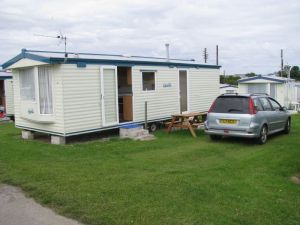 Caravan 112 Trenance Holiday Park