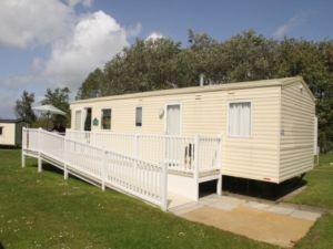 Ayr Bay View 159 Holiday Caravan Rental at Craig Tara Holiday Park near to Ayr - 3 Bedrooms - Sleeps 8