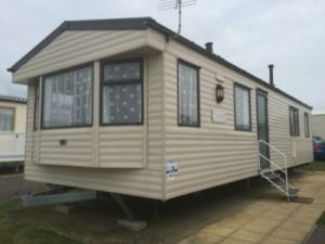 Holiday Caravan Rental at Littlesea Holiday Park near to Weymouth - 3 Bedrooms - Sleeps 8