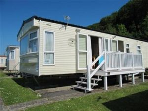 Pratley Caravans Holiday Caravan Rental at Littlesea Holiday Park near to Weymouth - 3 Bedrooms - Sleeps 8