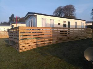 Kingfisher Lodge Three Lochs Holiday Park